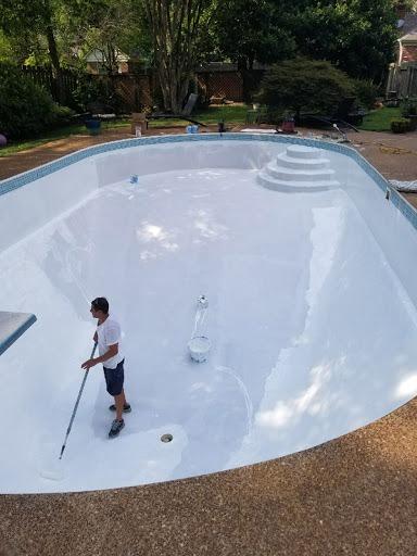 Pool repair/leak detection/